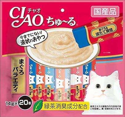 チャオちゅ~るシリーズ