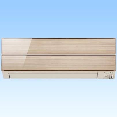 三菱 エアコン (冷房時6~9畳/暖房時6~7畳)「霧ヶ峰 Sシリーズ」 MSZ-S2217-N