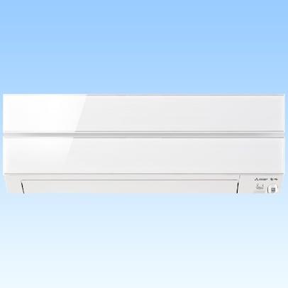 三菱エアコン (冷房時7~10畳/暖房時6~8畳)「霧ヶ峰 Sシリーズ」 MSZ-S2517-W