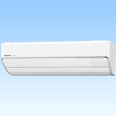 パナソニック エアコン (冷房時6~9畳/暖房時5~6畳)「エオリア SXシリーズ」 CS-SX227C-W 【フィルター自動お掃除機能付】
