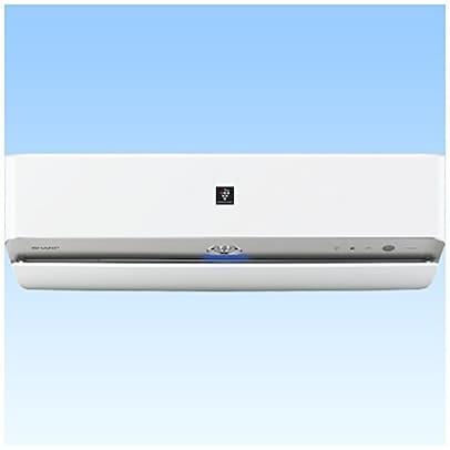 シャープ 【エアコン】高濃度プラズマクラスター25000搭載SHARP ホワイト系 AY-G22X-W