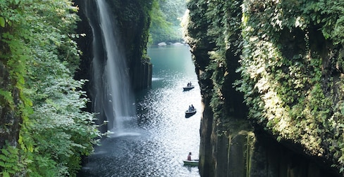 9 Gorgeous Out-of-the-Way Spots in Kyushu
