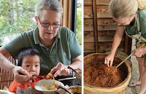 Innovating Organic Recipes on the Farm