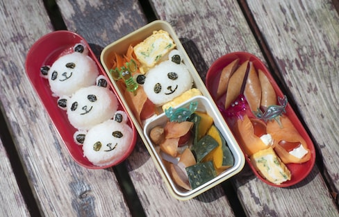 Do You Know Your 4 (+1) Bento Types?