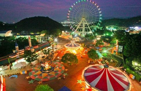 Rent a Theme Park for ¥3 Million