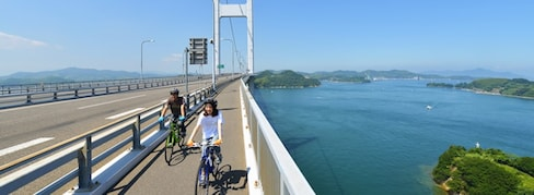 Top 3 Cycling Routes in Japan