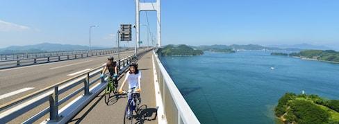 일본의 사이클 루트 TOP3