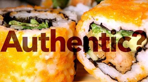在海外辨别正宗日本寿司店的5种方法
