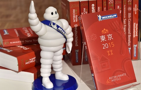 Your Guide to the Michelin Guide