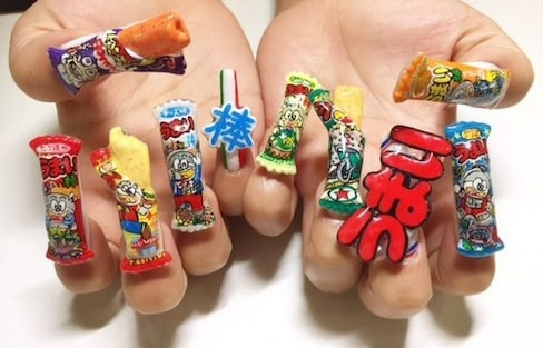 Candy Nails?