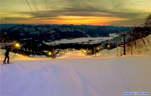 Nagano Ski & Snowboard Guide