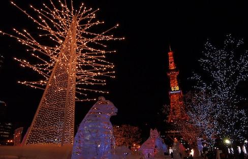 2016年北海道雪祭活动一览
