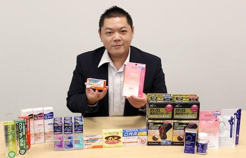 藥妝專家鄭世彬老師的產品推薦指南|第一三共Healthcare旗下的Top10商品排名