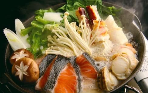 4 Japanese Seasonal & Regional Variety Dishes