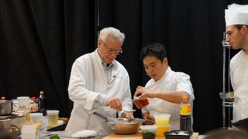 Michelin-Starred Chef on Ichiju-Sansai