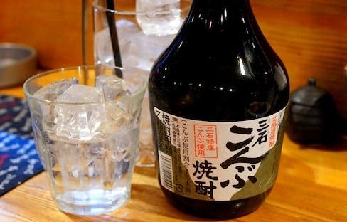 金樽清酒斗十千,玉盘珍羞直万钱——那宛若清汤的烧酒居然是!!