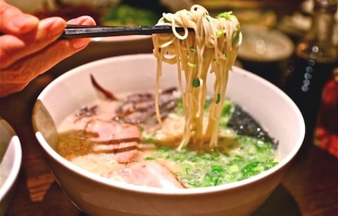 What to Drink with Ramen