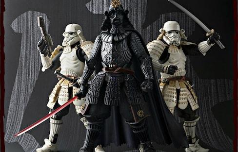 日本武士加入黑暗势力!