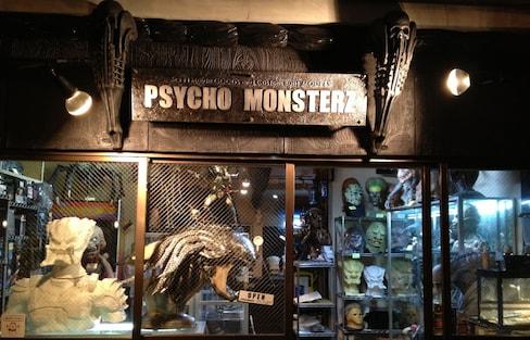 Psycho Monsterz―怪物迷的天堂
