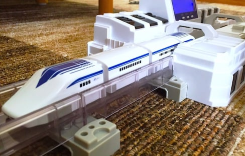 至少還有模型 - 世界最快的單速列車