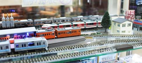 나카노의 모델 기차 랜드
