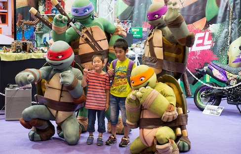 Tokyo Toy Show: A Toy Lover's Paradise