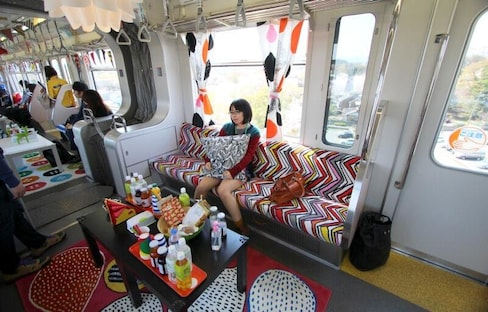 4 Fun & Weird Ways to Use the Train