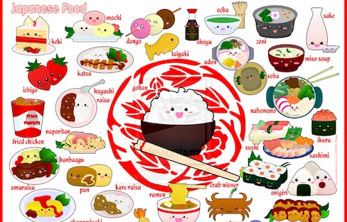 100 Japanese Foods to Try