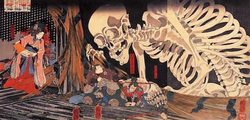 6 ตำนานผีญี่ปุ่น