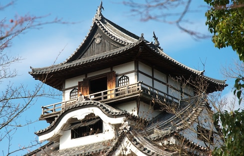 Inuyama Castle: King of the Hilltop
