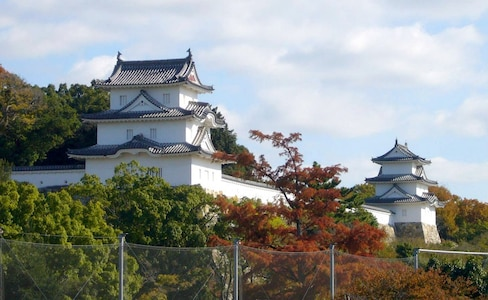 9 Castles to Hit in Hyogo after Himeji