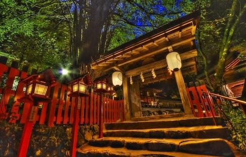 期待与八百万神明的邂逅——日本神社寺庙7选