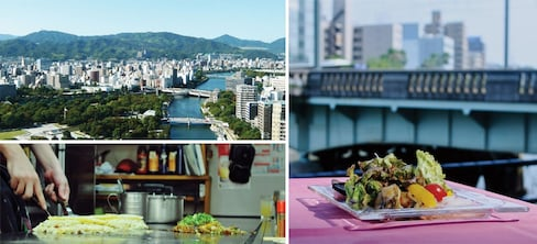 Dining Out in Hiroshima