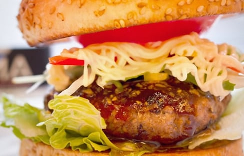 4 Best Burgers in Hyogo