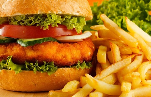 Get Your Fish Burger Fix at 6 Japanese Chains