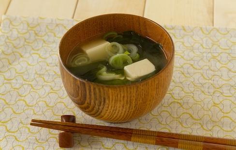 人人都能行的美味日式味增汤