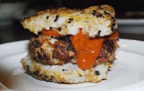 3 Recipes to Japanify Your Burgers