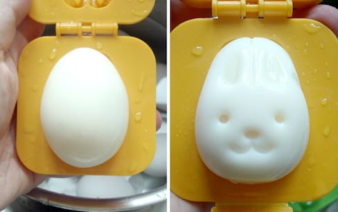 Rainy Day Fun with Japanese Egg Molds