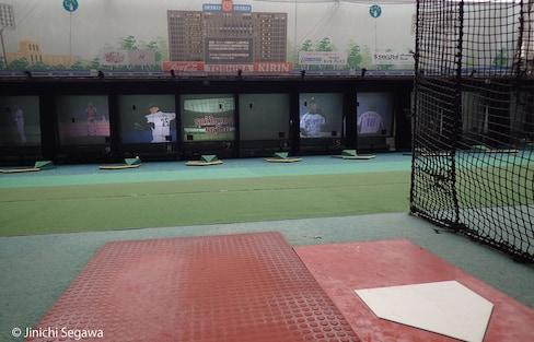 【雨天出行備案#1】到日本棒球打擊練習場享受揮出全壘打的快感