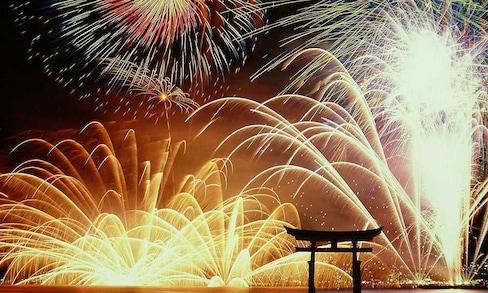 4 Awesome Fireworks Festivals Outside Tokyo
