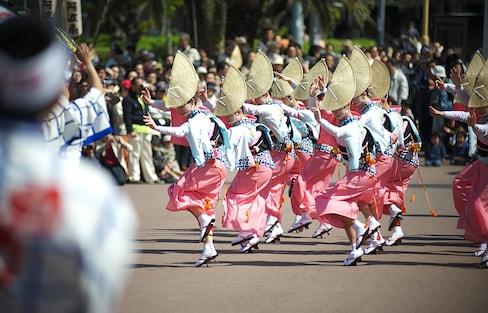 Japan's 3 Great 'Bon Odori' Dance Festivals