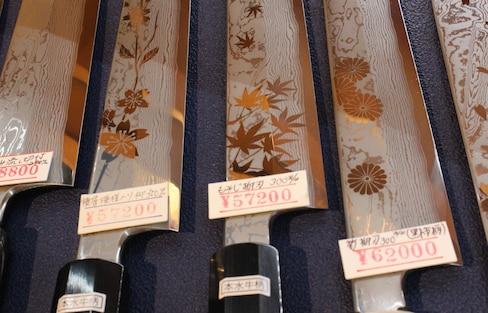 合羽橋:日本刀具之鄉