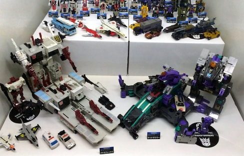 Lost Transformers Gallery Found!