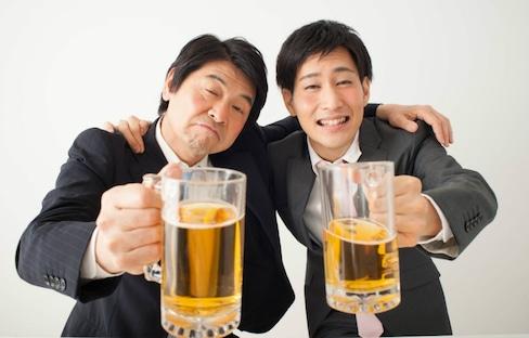 日本商人的酒食地狱