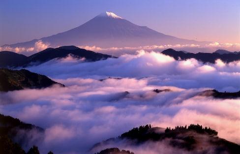 一生中一定要征服的高山 — 富士山登山指南珍藏版