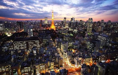 這座不夜城你要去哪吹吹風?東京3大免費展望台巡禮