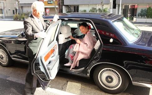 滴滴优步缺席中:工匠般传统的日本出租车