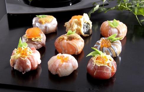 只要把握這幾個訣竅 享用壽司還能不怕胖