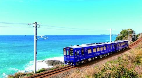 Explore Kyushu on a Sightseeing Train