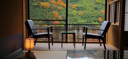 9 Classic Yugawara Ryokan with Private Baths